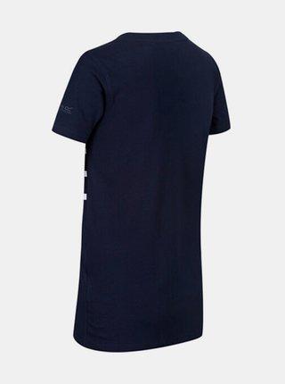 Dámské tričko REGATTA RWT190 Filandra IV Modrá