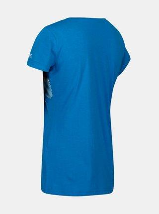 Dámské tričko REGATTA RWT208 Breezed  Modrá