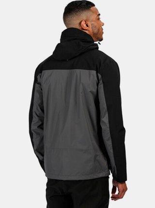 Pánská outdoorová bunda REGATTA RMW322 Highton Stret Jkt Šedá