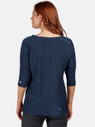 Dámské tričko s 3/4 rukávem RWT202 REGATTA Pulser  Modrá
