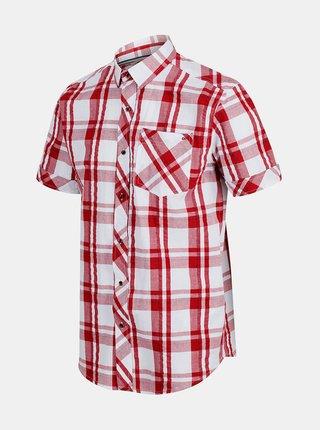 Pánská košile REGATTA RMS120 Deakin III  Červená