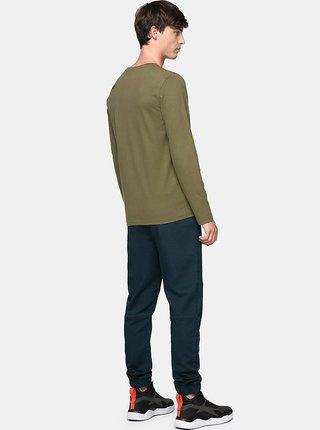 Pánské tričko 4F TSML204  Khaki