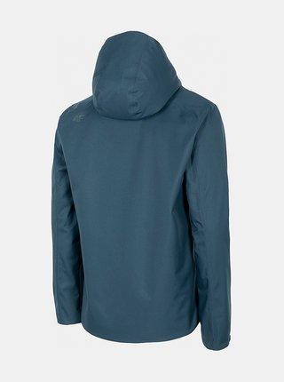 Pánská outdoorová bunda 4F KUM300 Modrá