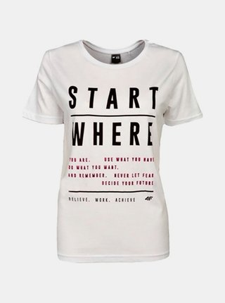 Topy a trička pre ženy 4F