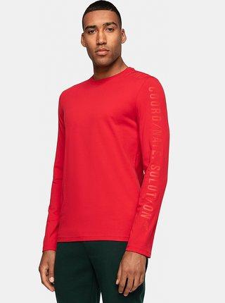Pánské tričko 4F TSML070  Červená