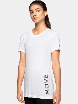 Dámské tričko 4F TSD005  Bílá