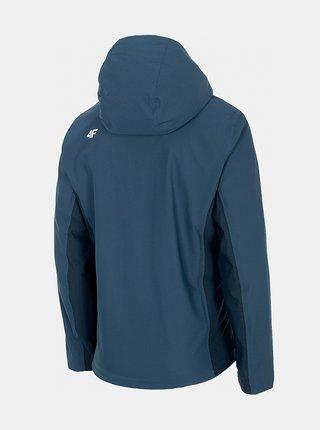 Pánská outdorová bunda 4F KUM202 Modrá