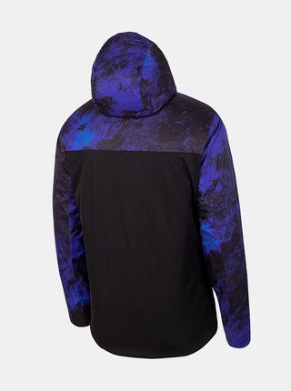 Pánská lyžařská bunda 4F KUMN005A  Modrá
