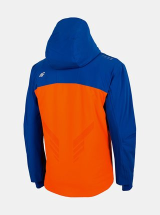 Pánská lyžařská bunda 4F KUMN013  Modrá