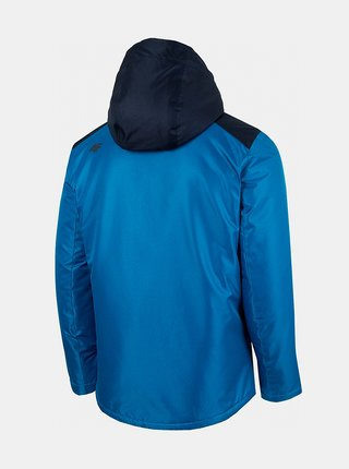 Pánská lyžařská bunda 4F KUMN002  Modrá