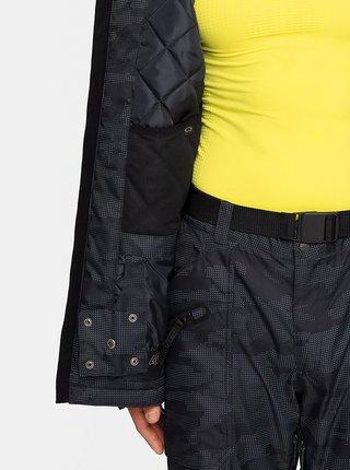 Pánská lyžařská bunda 4FKUMN073  Černá
