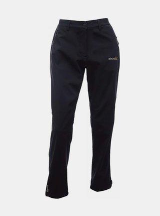 Dámské sotshellové kalhoty Regatta RWJ113R GEO SSHELL Trs II Černá