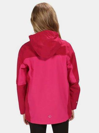 Dětská outdoorová bunda REGATTA RKW229 Hipoint Růžová