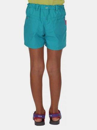 Dívčí šortky RKJ056 REGATTA Doddle  Modrá