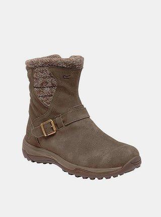 Dámská zimní obuv REGATTA RWF589 LADY Argyle Hnědá