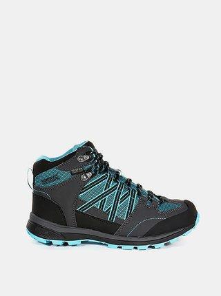 Dámská trekingová obuv REGATTA RWF539 Samaris Md II Modrá