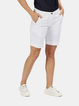 Dámské šortky REGATTA RWJ210 Solita Short Bílá