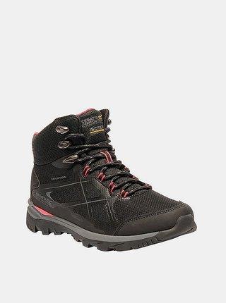 Dámskétrekové boty REGATTA RWF490 Lady Kota Mid černá