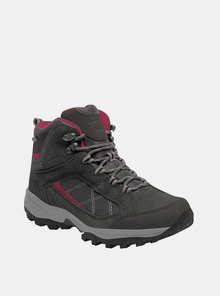 Dámská outdoorová obuv REGATTA RWF485 Clydebank ŠEDÁ