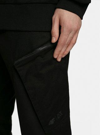 Pánské kalhoty 4F SPMC210  Černá