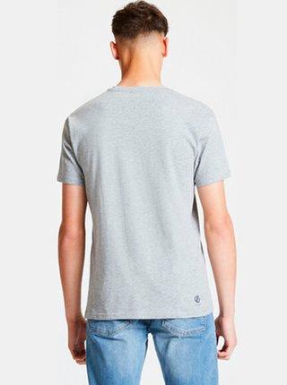 Pánské tričko Dare2B DMT528 Devout Tee  Šedá