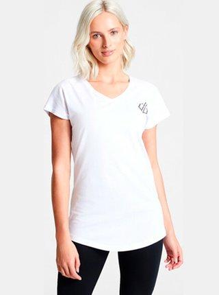 Dámské tričko DARE2B DWT518 Pastime Tee  Bílá