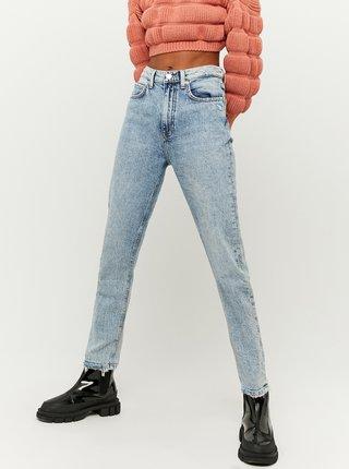 Světle modré zkrácené straight fit džíny TALLY WEiJL
