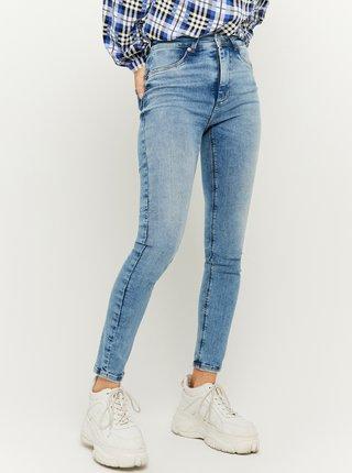 Světle modré zkrácené skinny fit džíny TALLY WEiJL