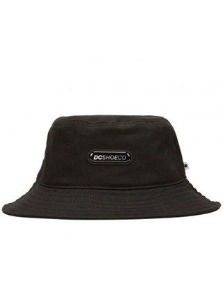 Dc GILLIGAN black klobouk - černá
