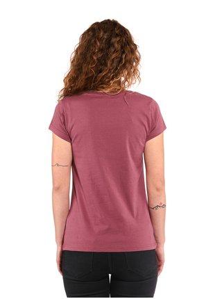 Horsefeathers ARROW LOVE mauwe dámské triko s krátkým rukávem