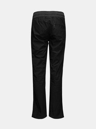 Čierne chlapčenské nohavice so zaväzovaním SAM 73