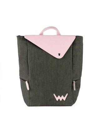 Vuch tmavě zelený batoh Morty