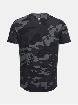 Tričko Under Armour SPEED STRIDE PRINTED SS - Černá