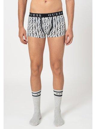 Pánský set boxerky a ponožky U0BG14JR003 - F952 - vícebarevná - Guess vícebarevná