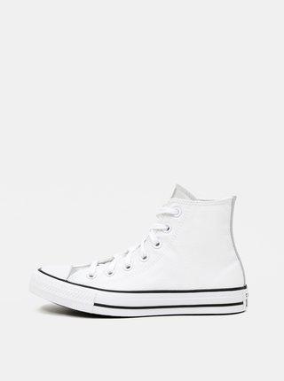 Converse bílé kotníkové tenisky Chuck Taylor All Star