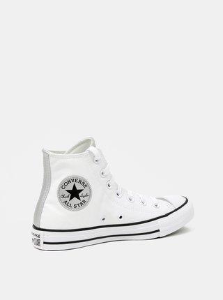 Converse biele členkové tenisky Chuck Taylor All Star