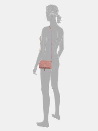 Ružová crossbody kabelka Tom Tailor Luna
