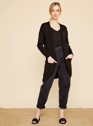 Černý dámský kardigan s kapsami ZOOT Baseline Gita