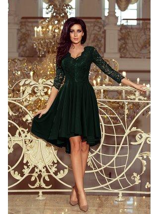 Dámské šaty 210-3 - Numoco zelená