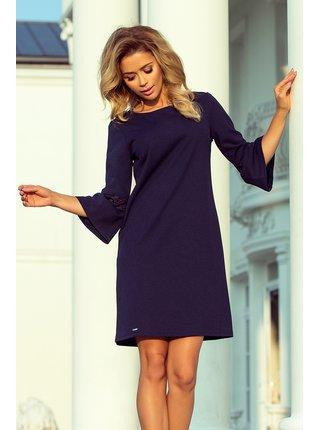 Dámské šaty 190-6 - Numoco tmavě modrá