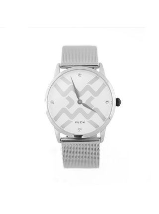 Vuch stříbrné hodinky Renne