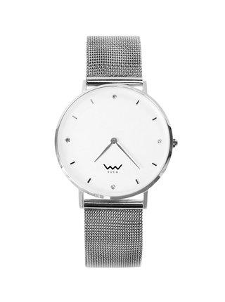 Vuch stříbrné hodinky Audrey