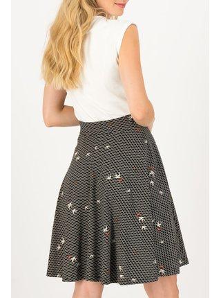 Blutsgeschwister barevná sukně Fullmoon Circle Skirt Zwaluw Zee