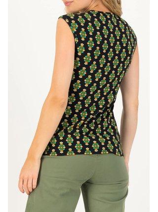 Blutsgeschwister barevné tričko Summer Sun Chic Antiek