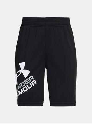 Kraťasy Under Armour UA Prototype 2.0 Logo Shorts - Černá