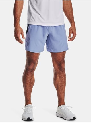 Kraťasy Under Armour UA Qualifier SP 7'' Short - Modrá