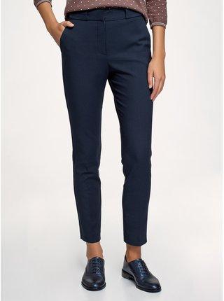 Kalhoty zúžené s puky OODJI