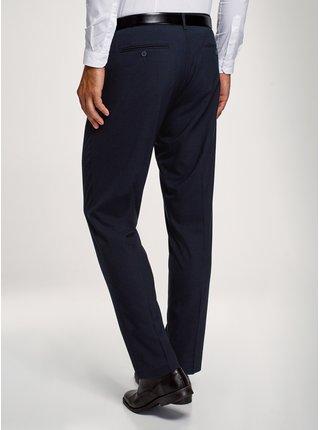 Kalhoty klasické s pružným pasem OODJI