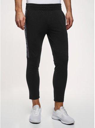 Kalhoty sportovní s lampasy OODJI