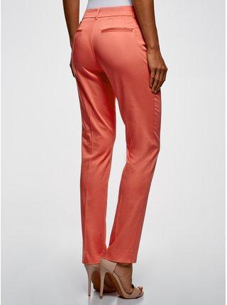 Kalhoty bavlněné strečové OODJI